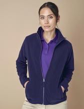Ladies` Microfleece Jacket