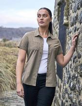 Expert Womens Kiwi Short Sleeved Shirt