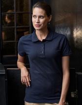 Womens Heavy Polo