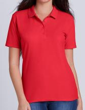 Gildan Softstyle® Ladies` Double Piqué Polo