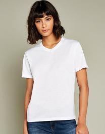 Women´s Subli Plus® V-Neck T-Shirt