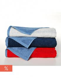 Double-Colour Maxi Bath Towel