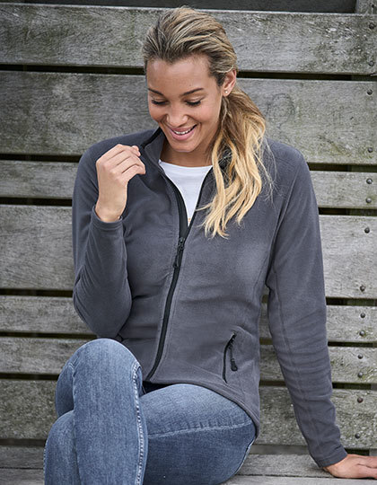 Ladies` Active Fleece